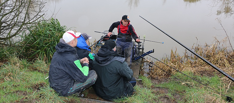 Group Fishing Coaching