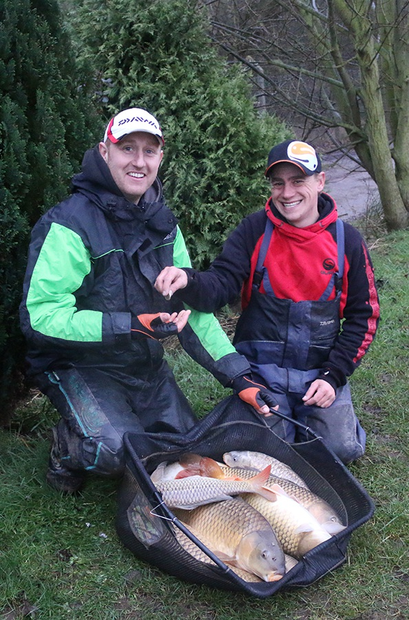 Paul Holland One to One Fishing Coaching